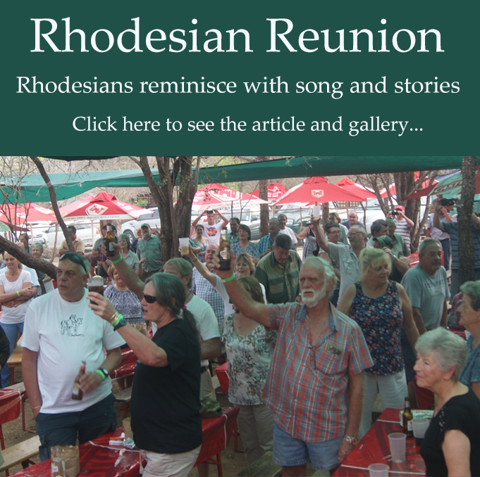 News Rhodesian Reunion
