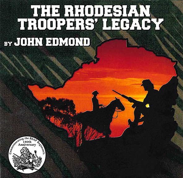 The Rhodesian Troopers Legacy cover