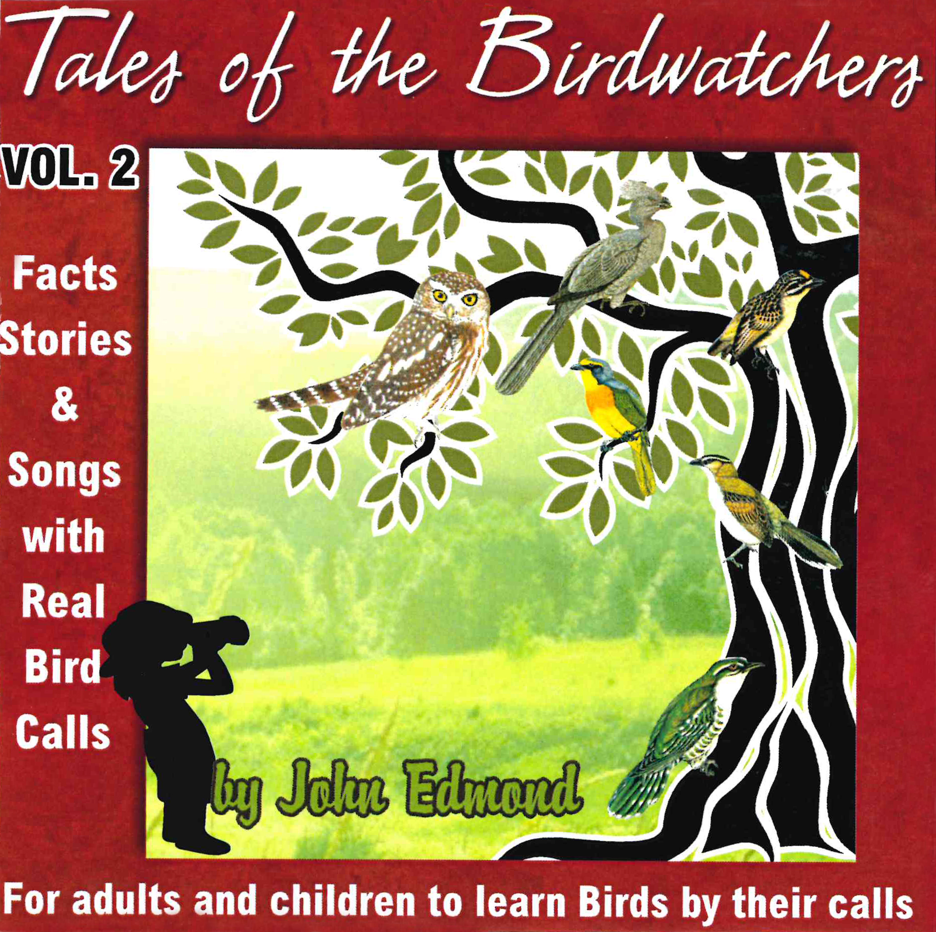 Tales of the Birdwatchers Vol 2.